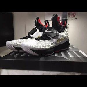 f831c6fc7ca8b Nike Shoes - Nike Lebron 15 Diamond Turf